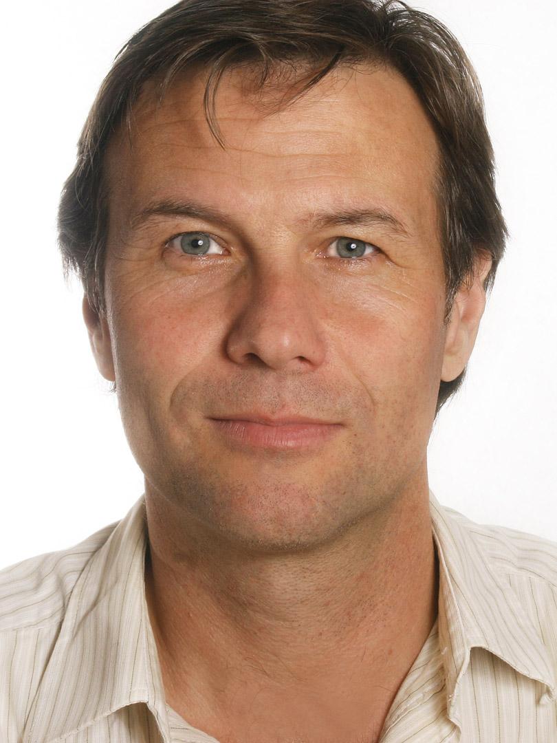 André Siegrist | Körpertherapeut & Künstler